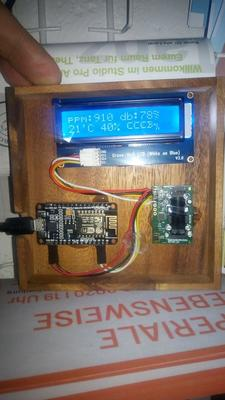 co2 sensor Strandcafe