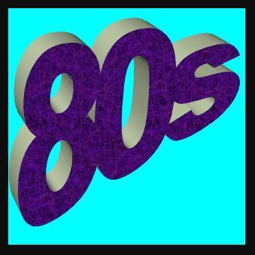 80s Perlen