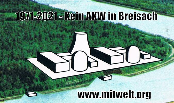 Standort und AKW-Bild