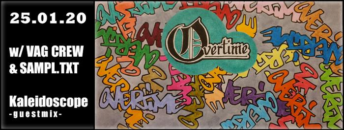 Artwork der overtime für den 25.01.