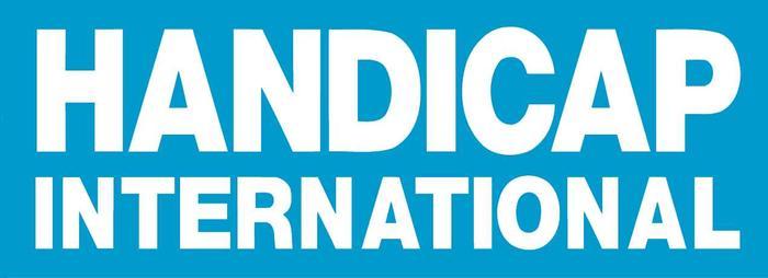 Logo Handicap International © Handicap International