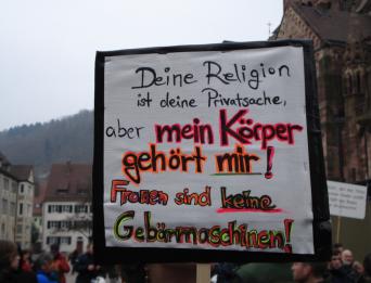 Vor dem Münster - Foto: RDL