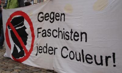 Kundgebung auf dem Augustinerplatz - Foto: RDL
