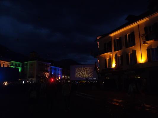 Die Piazza Grande. Foto: RDL