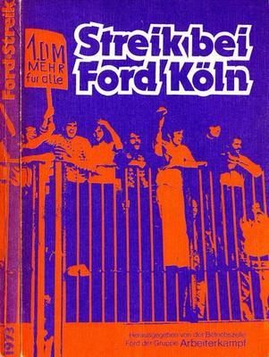 Wilder Streik 1973