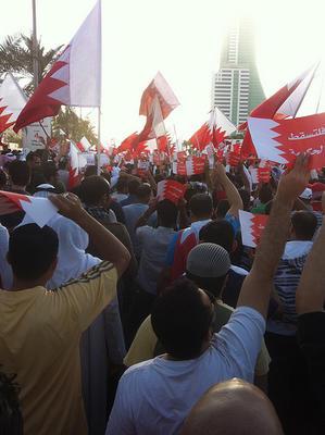 Bahrain_Demonstranten_Demokratiebewegung