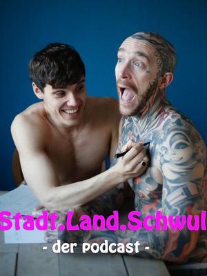 Stadt.Land.Schwul. Der Podcast von Patrick und Flo