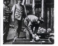 """Koloniale Postkarte von 1907: """"Meine Kriegserlebnisse in Deutsch-Südwest-Afrika"""""""