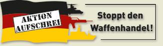 aufschrei-waffenhandel.de