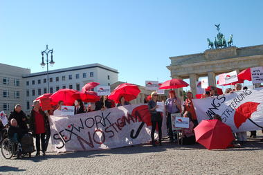 Protest Sexarbeit