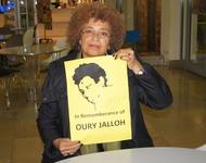 Angela Davis solidarisiert sich mit der Arbeit der Aktivisten in Frankfurt  und dem Fall von Oury Jalloh.