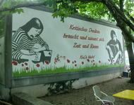 Abrissbedrohtes KuCa an der PH Freiburg