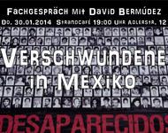 Verschwundene in Mexiko