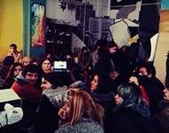 Besetztes Haus in Istanbul/Kadiköy Winter 13/14