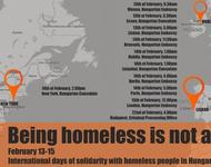 Obdachlosigkeit ist kein Verbrechen