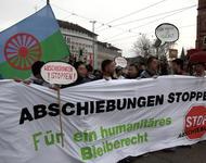Demo: Für ein humanitäres Bleiberecht. Abschiebungen stopppen! (15 März Freiburg)