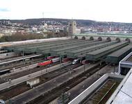 Kopfbahnhof Stuttgart Stand 2008