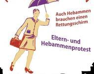 Hebammenproteste Freiburg