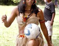 Das Peladão im Amazonas gilt als das größte Amateurfußballturnier der Welt