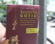 Ausstellung Baustelle Gotik