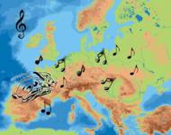 Gehoppel durch Europas Musiklandschaft