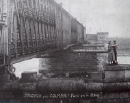 Ehemalige Eisenbahnbrücke Breisach