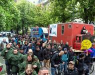 """Samstag, 19. April 2014: Demo """"gegen Wagenklau und Hetze – Für mehr Wagenplätze   …wir sind stinksauer!!!…"""""""