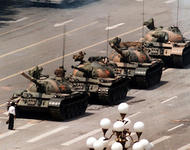 Tiananmen Square protests of 1989 :: Tank man