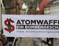 Bombiges Atomgeschäft