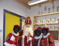 Sinterklaas mit Zwarte Pieten, 2012