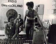 Erstmals mit Lizenz: Die schwule Welle 1988 im Studio von RDL.