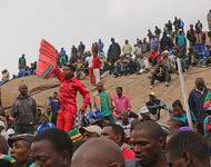 Bergarbeiterstreik in Marikana