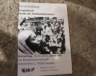 Veranstaltung zu den Kämpfen der Textilarbeiter*innen in Bangladesh