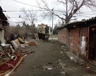 Roma-Siedlung in Niš