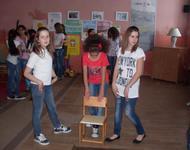 Theaterprojekt für Kinder von Drustvo Roma Prokuplje