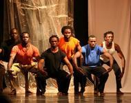 Gruppenfoto Tänzer