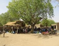 Versammlung in Sanamadougou