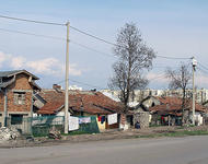 Roma-Ghetto in Filipovtsi, Sofia
