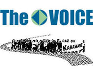 Logo des Voice Refugee Forums