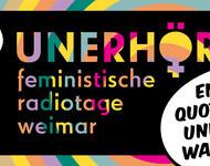 unerhört! feministische radiotage