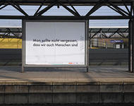 Plakataktion: Im Kontext NSU