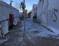 Auch ein Produkt der Dublin-Übereinkunft: Flüchtlingscamp Idomeni