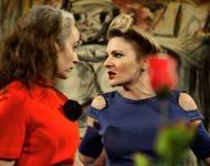 Gekonnt: Darstellerinnen des Theaters der Immoralisten