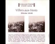 COLLECTION D'ARNELL-ANDREA - VILLERS-AUX-VENTS (FEVRIER 1916)