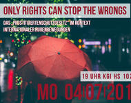 Only Rights can stop the Wrongs