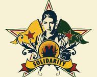 Symbol des Wiederstandes in Rojava