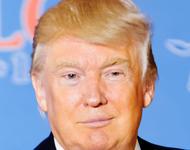 Porträt von Donald Trump