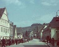 Südwestdeutsche Roma werden am 22. Mai 1940 am hellen Tag durch Asperg zur Deportation geführt