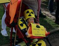 Anti AKW Demo Strassbourg_März17