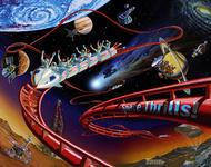Space thrills